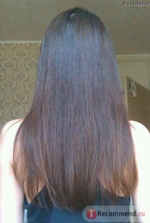 Гиалуроновая кислота DNC для окрашенных волос фото