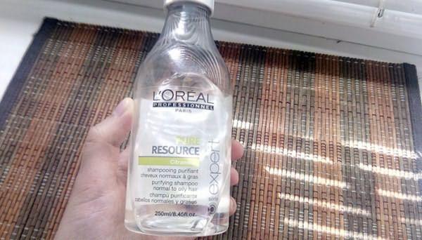 Шампунь Лореаль для жирных волос