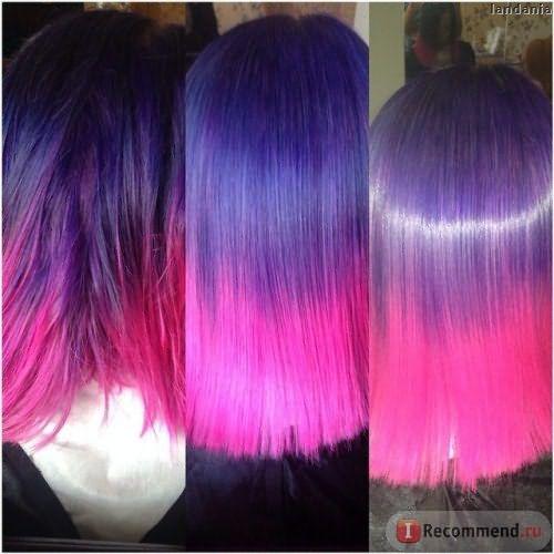 Кератиновое выпрямление волос Inoar фото