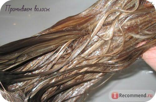 Ламинирование волос на дому фото