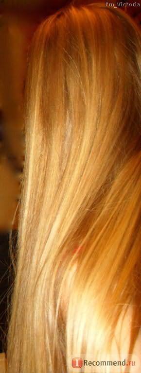 Нанести масло на влажные волосы высохнут
