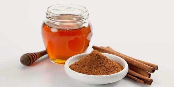 Корица и мед для укрепления корней волос