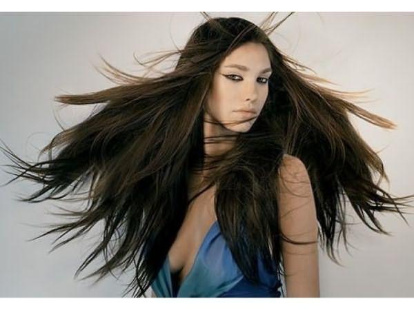 Как окрашивать нарощенные волосы