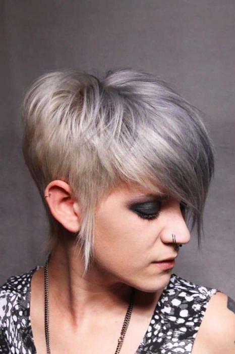 пепельная краска для волос профессиональная