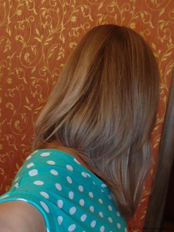 Мои волосы раз