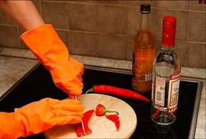 Самостоятельное изготовление перцовой настойки