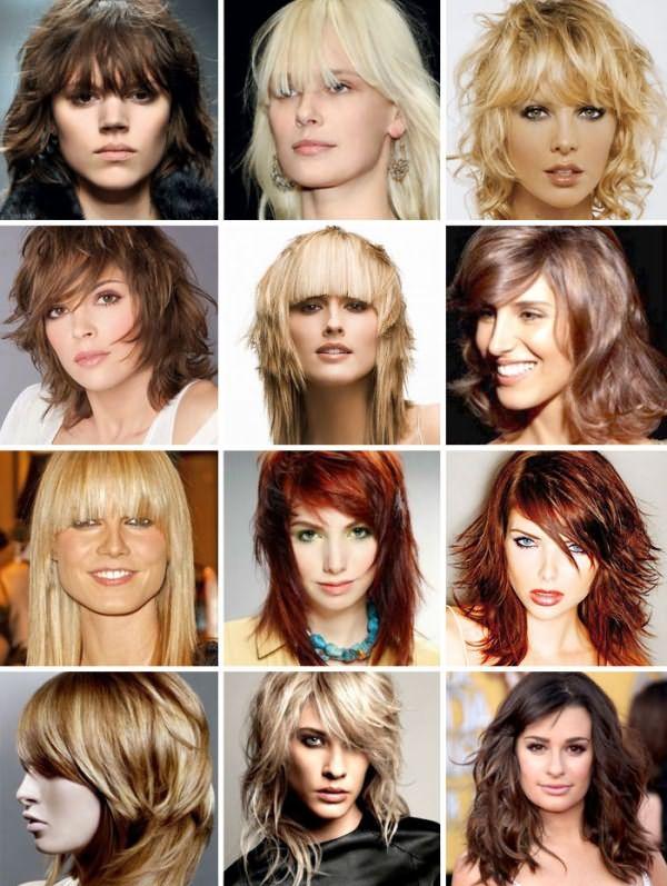 Дебют: варианты укладок волос 2016 фото