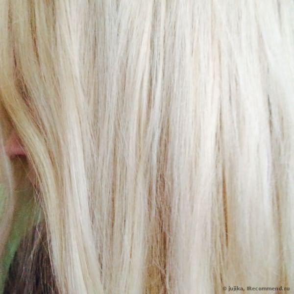 Маска для волос Estel Серебристая OTIUM Pearl для холодных оттенков блонд фото
