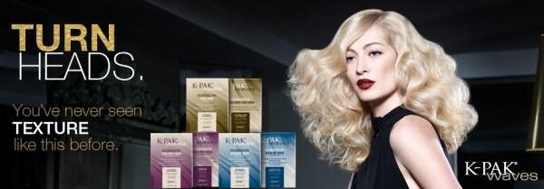 Joico K-Pak Waves - химическая завивка волос: щадящая, долговечная и естественная