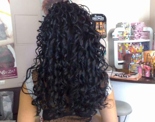 биозавивка волос Mossa