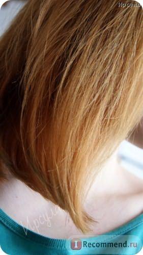 Волосы на третий день после мытья шампунем