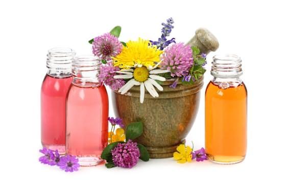 Эфирные масла – важный компонент шампуня