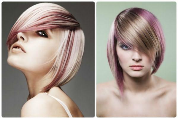 Мелирование на короткие волосы: фото 3