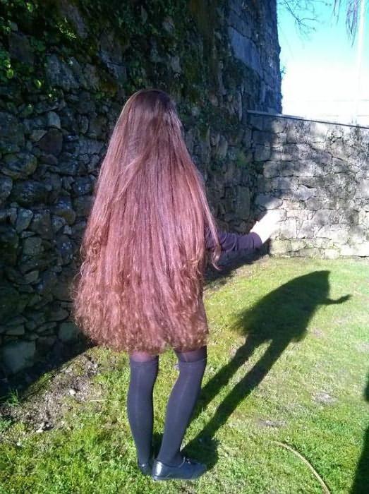 сонник красивые длинные волосы