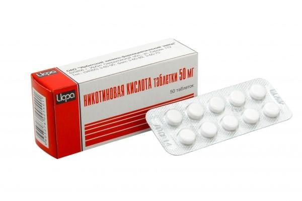 На фото – кислота в таблетках