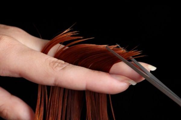 Как стричь волосы дома