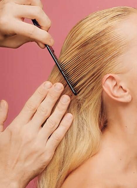 Оригинальные прически на средние волосы12