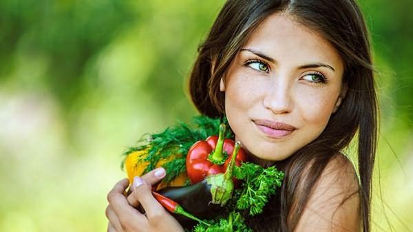 Овощи необходимы для роста волос