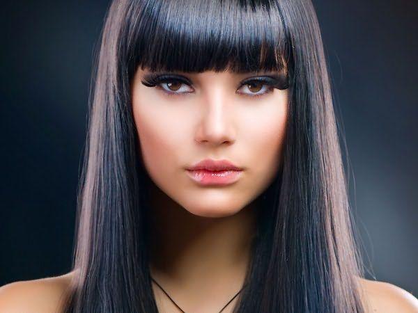 Как выпрямить волосы без утюжка
