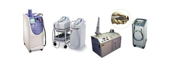Виды лазерных устройств для удаления волосяного покрова
