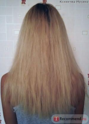 фото волос 31 июля( т.е. после процедуры 2 недели и 3 дня)