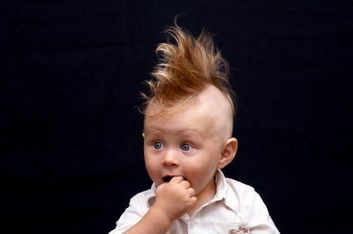 Смена цвета волос может продолжаться до двух лет