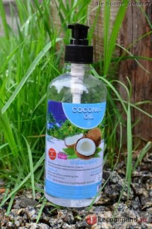Масло BANNA Coconut Oil Виргинское кокосовое фото