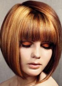 какую стрижку сделать на тонкие редкие волосы 4