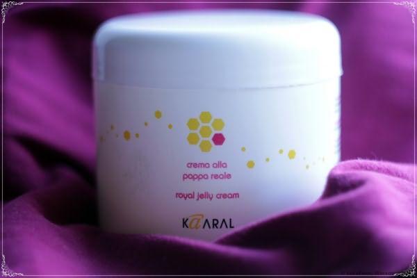 Маска для волос Kaaral Royal Jelly Cream Реконструирующая с пчелиным маточным молочком фото