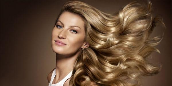 Осветленные волосы с помощью корицы