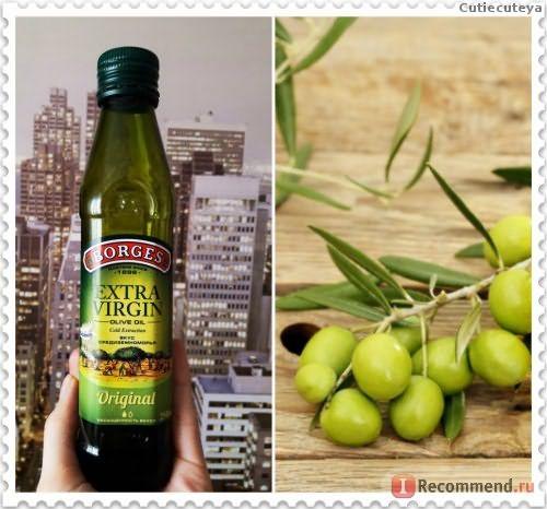 Оливковое масло Borges Extra Virgin фото
