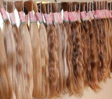 Волосы для наращивания должны быть прочными, красивыми и яркими