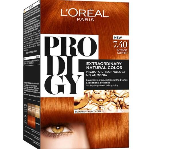 Краска для волос Продиджи