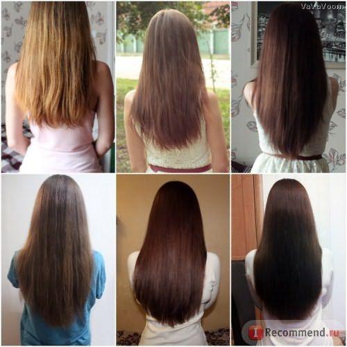 Вот так росли и менялись мои волосы. Первое фото - август 2014, последнее - ноябрь 2015.