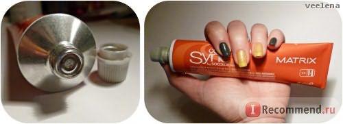 Крем-краска без аммиака MATRIX Color Sync фото