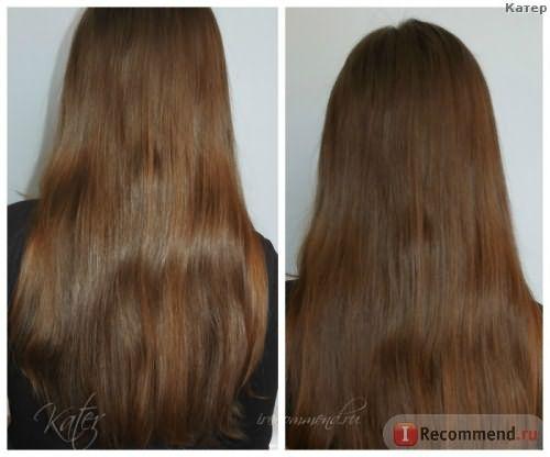 Шампунь Floresan «Репейник» Формула 80 против выпадения волос фото