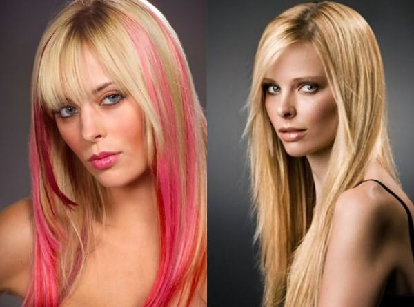 Hair-цветные волосы