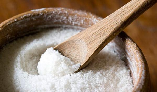Соль для красоты волос