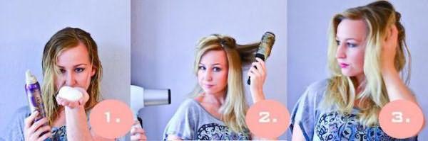 профессиональные средства для объема волос у корней