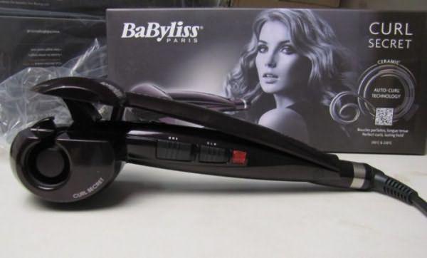 Модель BaByliss Curl Secret C1000E для домашнего использования