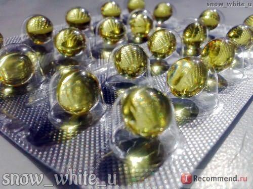 Витамины для волос, кожи и ногтей Киевский витаминный завод АЕвит