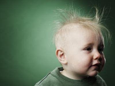 волосы выпадают у детей