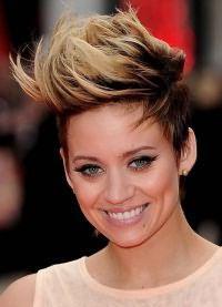 окрашивание балаяж на короткие волосы 7