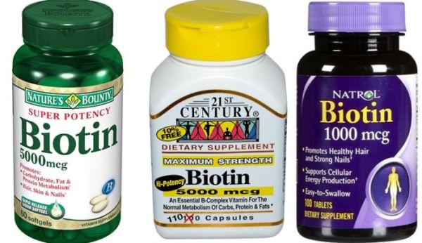 Витаминный комплекс Биотин