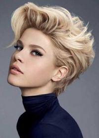 окрашивание балаяж на короткие волосы 5