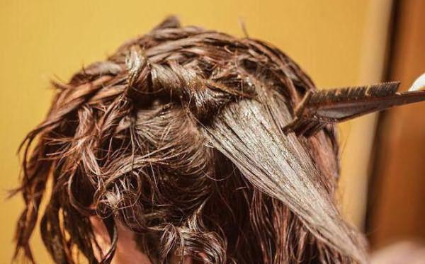 бесцветная хна для укрепления и роста волос