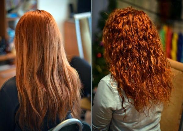 Биозавивка волос в домашних условиях