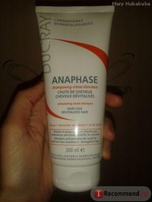 Шампунь Ducray Anaphase при выпадении волос фото