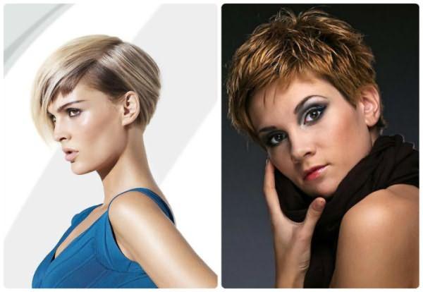 Мелирование коротких волос: фото 2