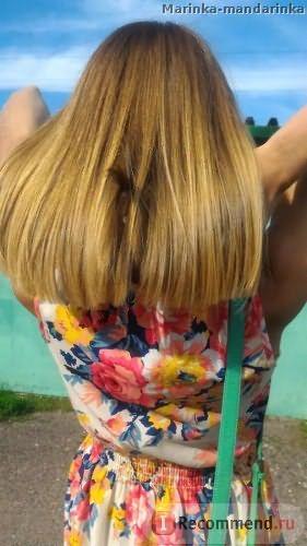 Ботокс для волос Felps XBTX Okra Mass фото